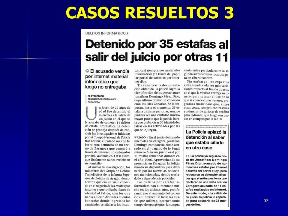 32 CASOS RESUELTOS 3