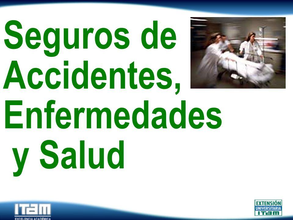 Seguro Personas Seguros de Accidentes, Enfermedades y Salud