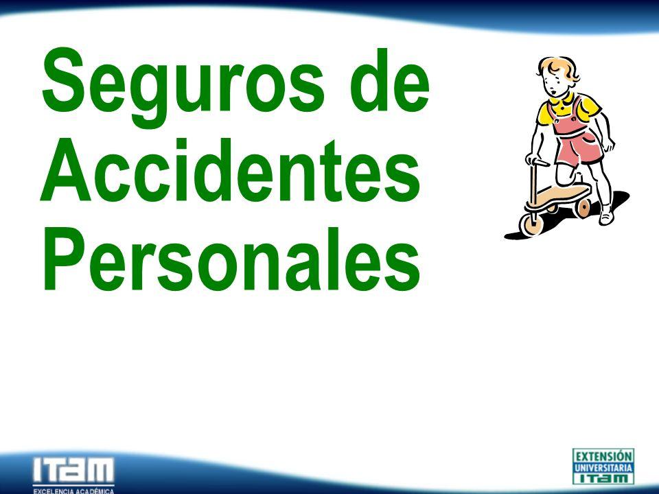 Seguro Personas Seguros de Accidentes Personales