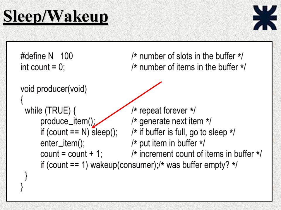Sleep/Wakeup