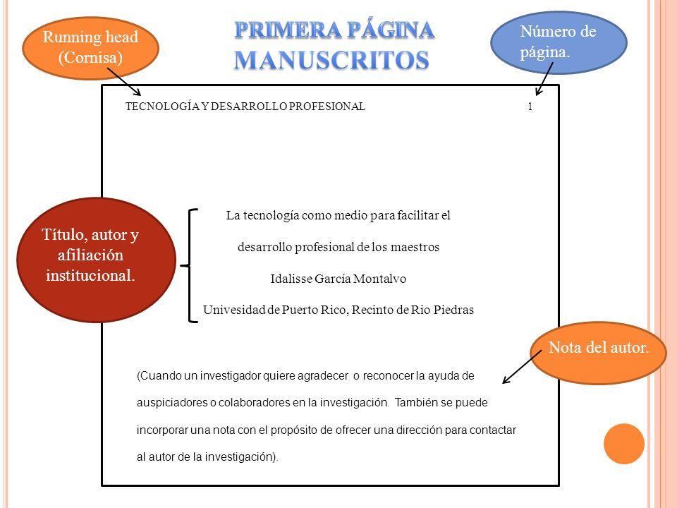 La tecnología como medio para facilitar el desarrollo profesional de los maestros Idalisse García Montalvo Univesidad de Puerto Rico, Recinto de Rio P