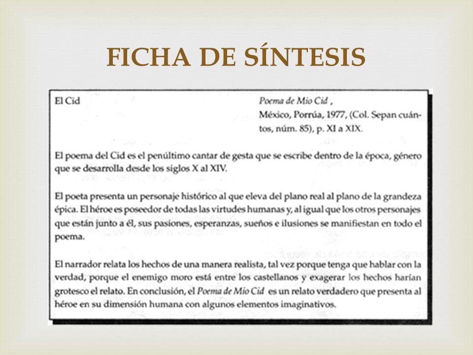 FICHA DE SÍNTESIS