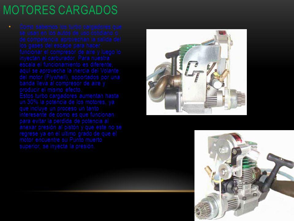 Como sabemos los turbo cargadores que se usan en los autos de uso cotidiano o de competencia aprovechan la salida del los gases del escape para hacer