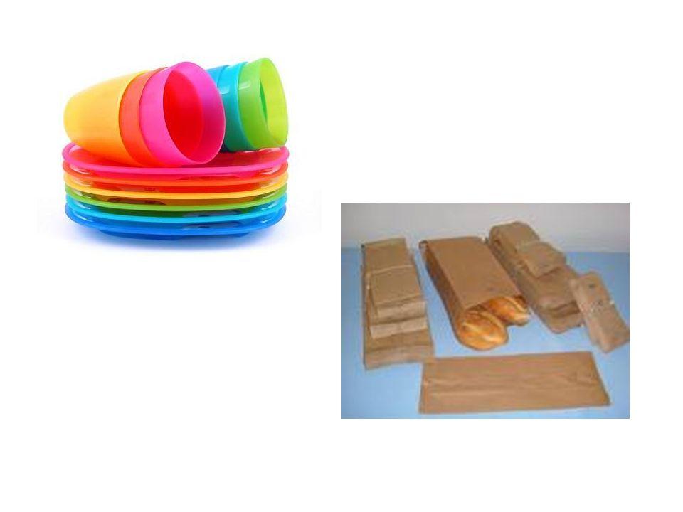 11.- ¿Qué material es el más indicado en la fabricación de bolsas, para no contaminar el medio ambiente?