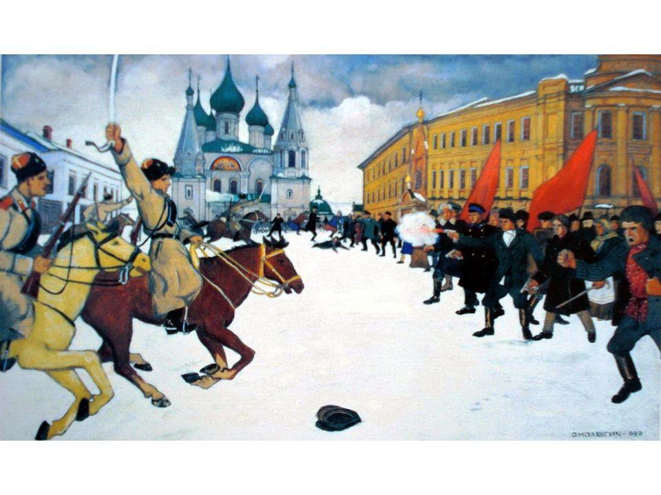 17.- ¿Cuándo ocurrió la Revolución de Octubre Rusa de 1917.