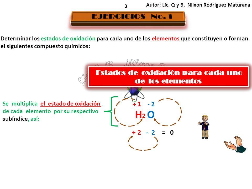 3 Autor: Lic. Q y B.