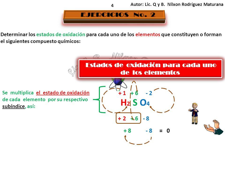 4 Autor: Lic. Q y B.