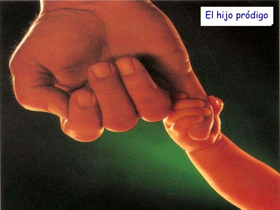 O con el hijo mayor…. aquel que siempre hasta al lado de los Padres, aquel que se demuestra atento, responsable, maduro; pero egoísta, quien cree tene