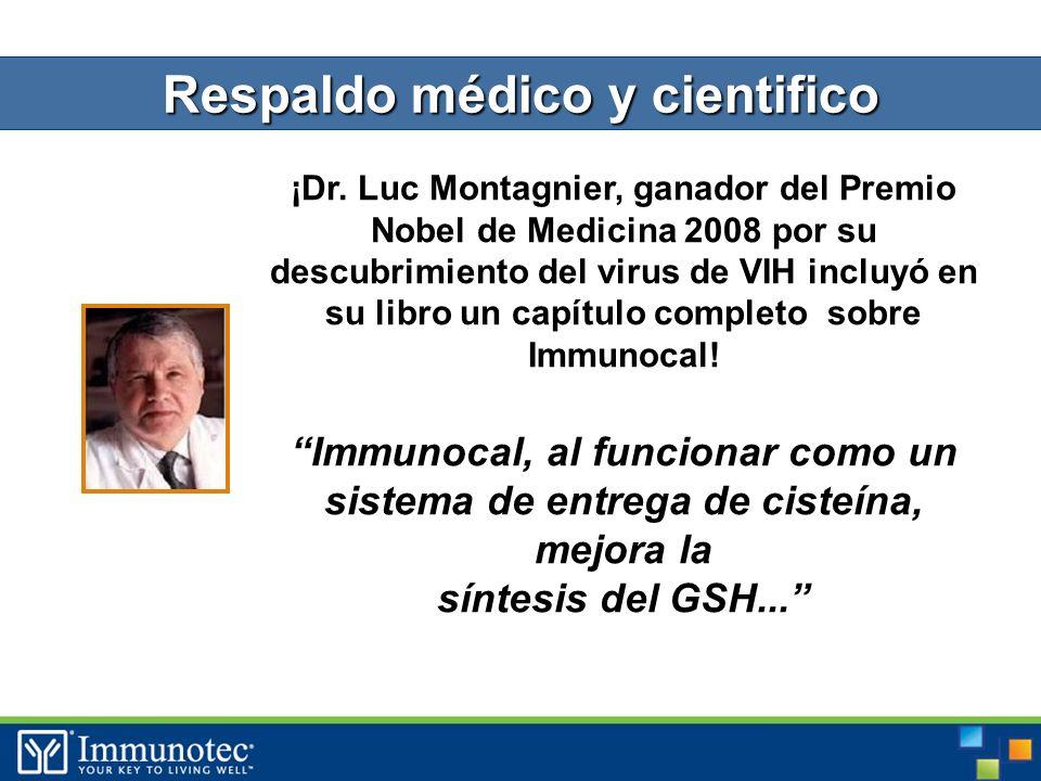 ¡Dr. Luc Montagnier, ganador del Premio Nobel de Medicina 2008 por su descubrimiento del virus de VIH incluyó en su libro un capítulo completo sobre I