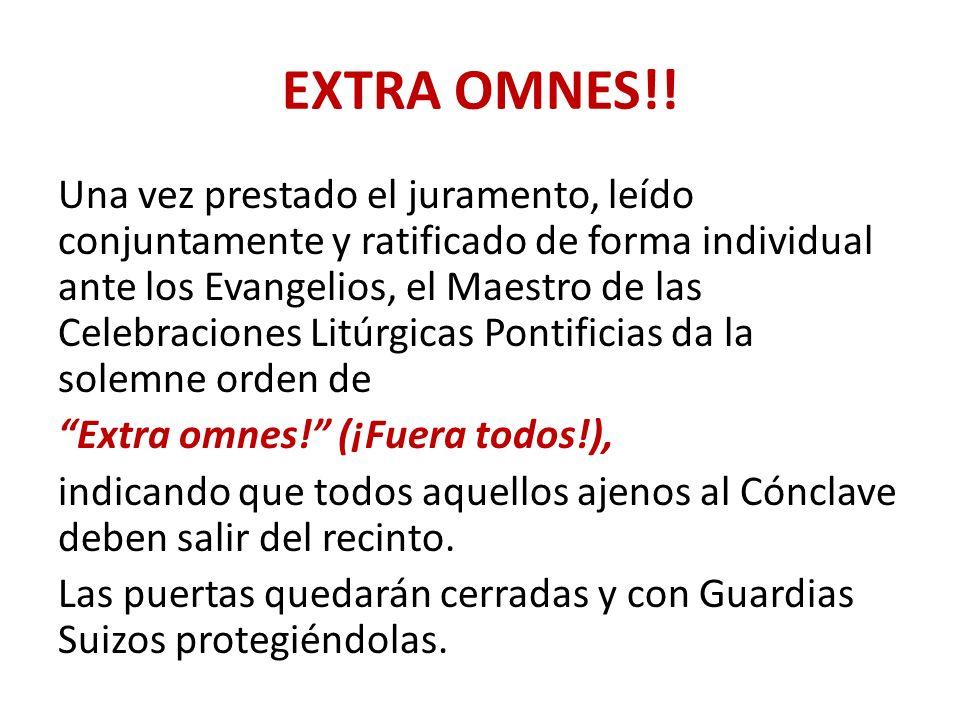 EXTRA OMNES!.