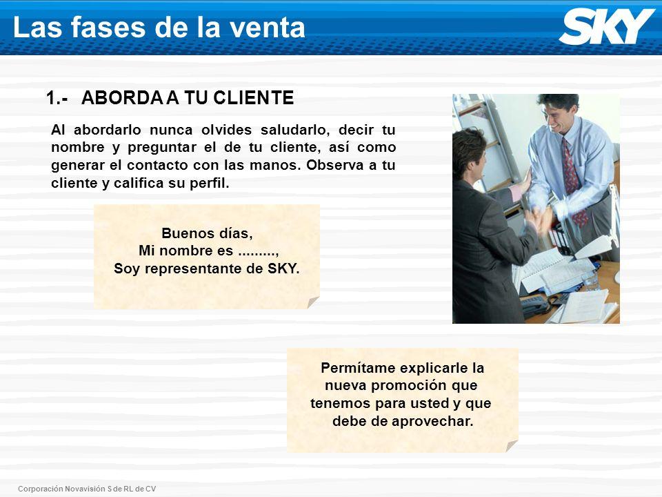 Corporación Novavisión S de RL de CV 2.- SONDEA A TU CLIENTE ¿Qué sistema de televisión tiene usted en su hogar.