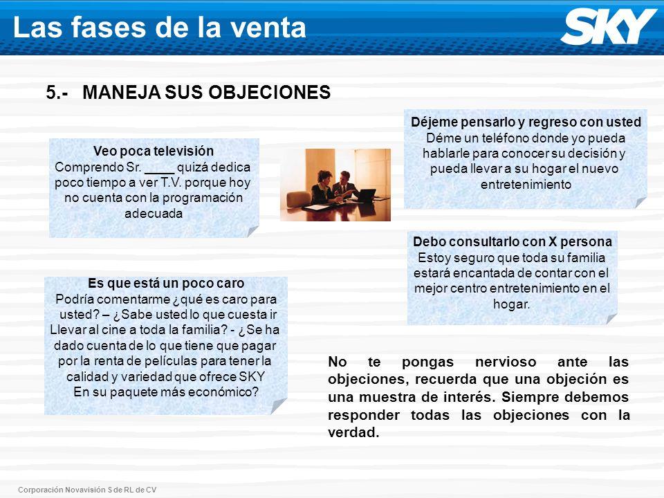 Corporación Novavisión S de RL de CV 6.- CIERRA LA VENTA ¿Con qué tarjeta de crédito realizará su pago.