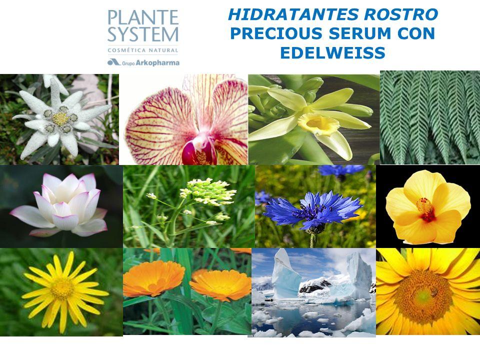 HIDRATANTES ROSTRO PRECIOUS SERUM CON EDELWEISS