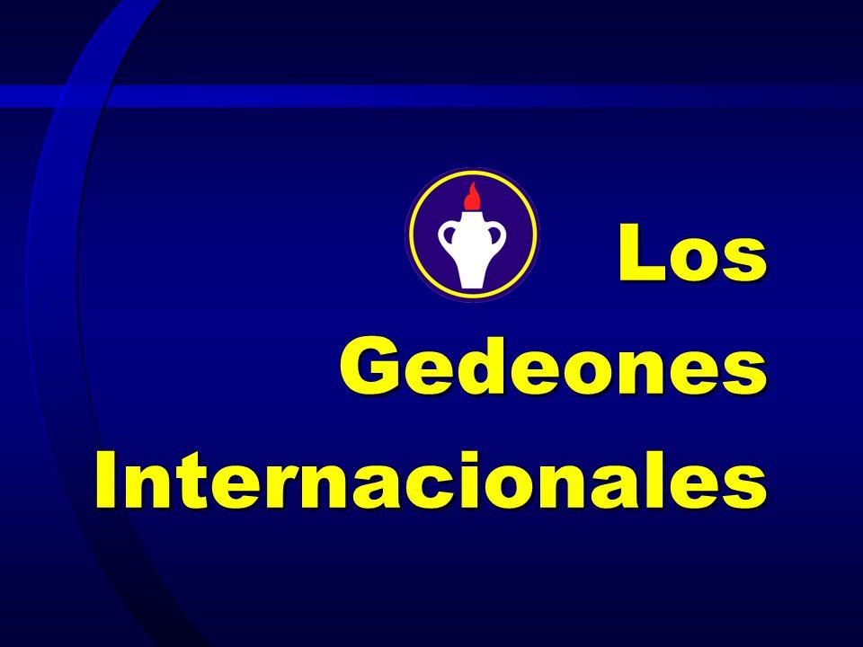 Los Gedeones GedeonesInternacionales