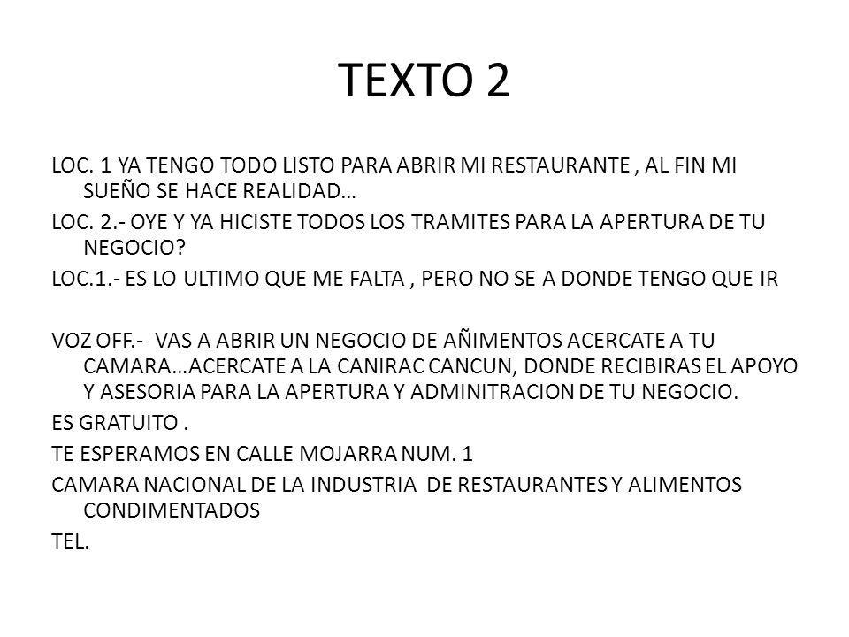 TEXTO 2 LOC.