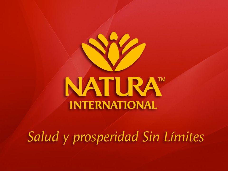Demanda Creciente Consumo Repetitivo Ingreso Heredable Visión Regalías de Por Vida Tenemos los mejores productos Una Empresa en impactante crecimiento Somos la Organización de mayor Crecimiento de todo Natura International