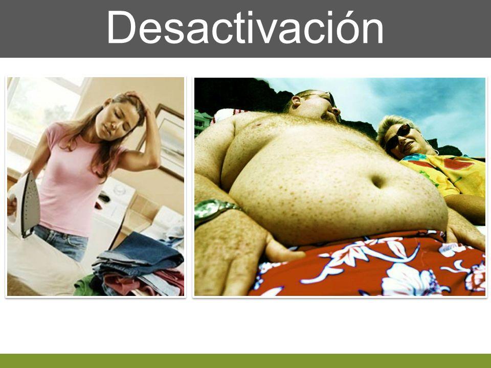 Desactivación