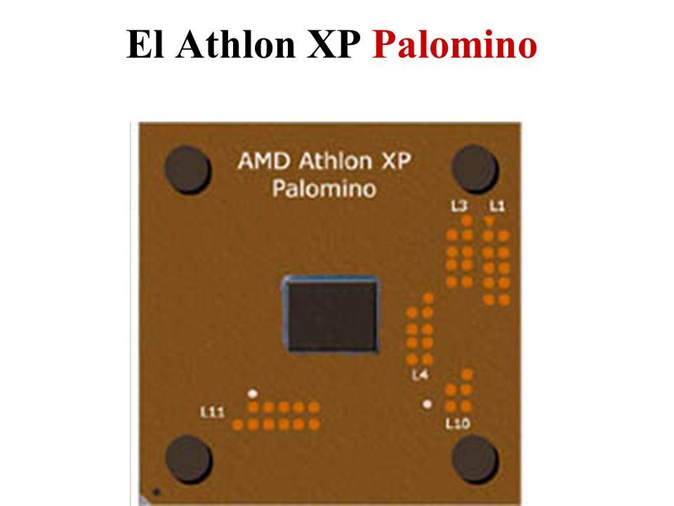 El Athlon XP Palomino