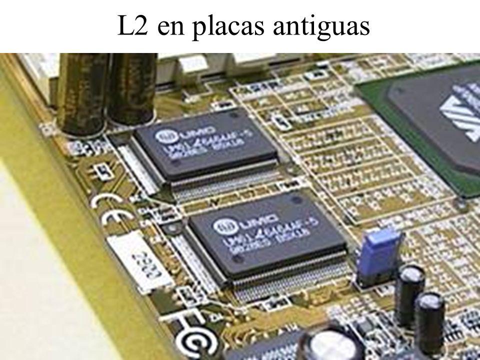 L2 en placas antiguas