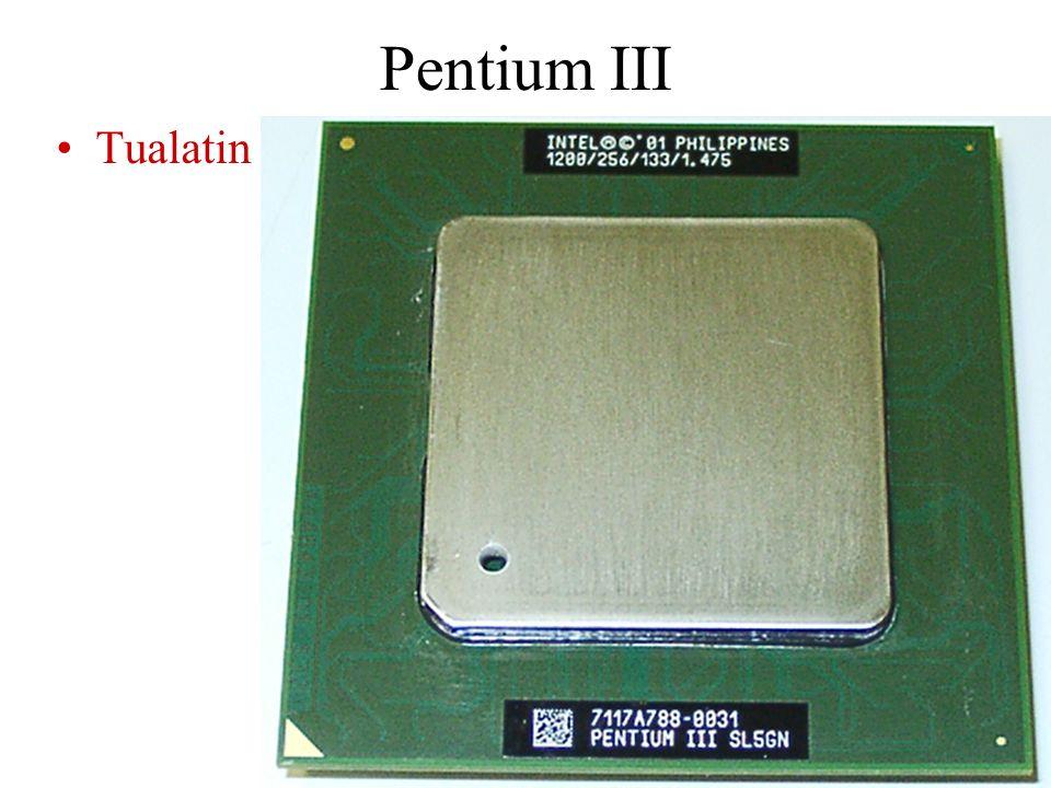 Pentium III Tualatin