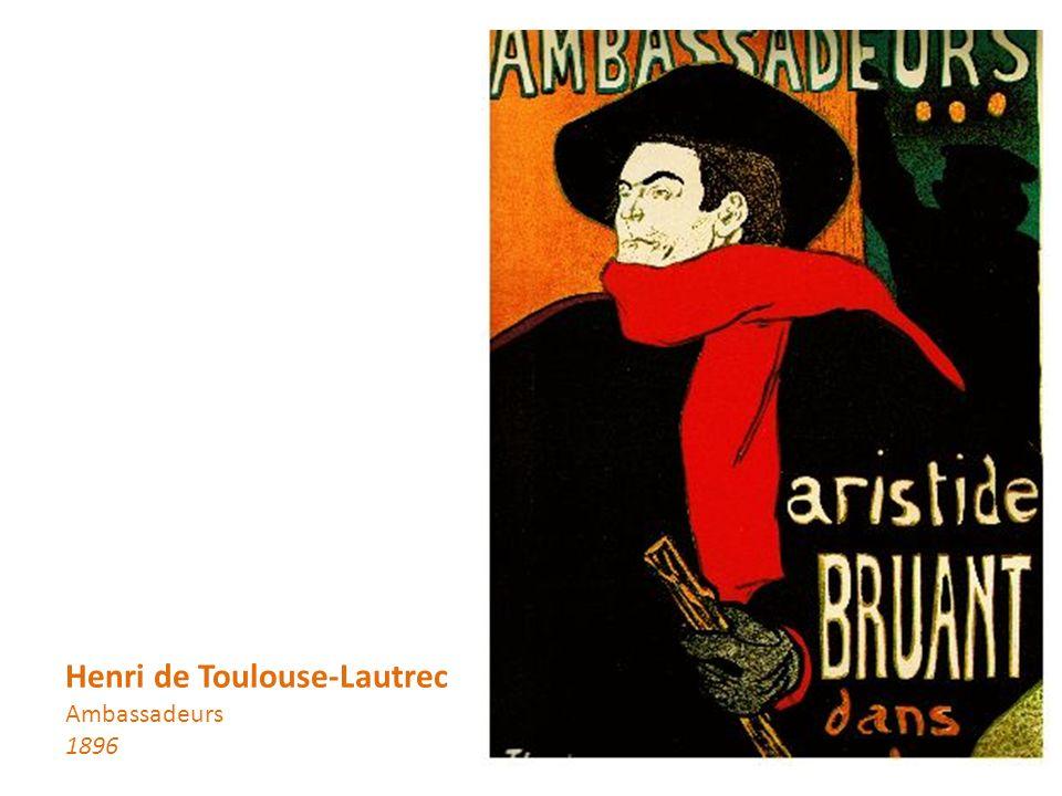 Henri de Toulouse-Lautrec Ambassadeurs 1896