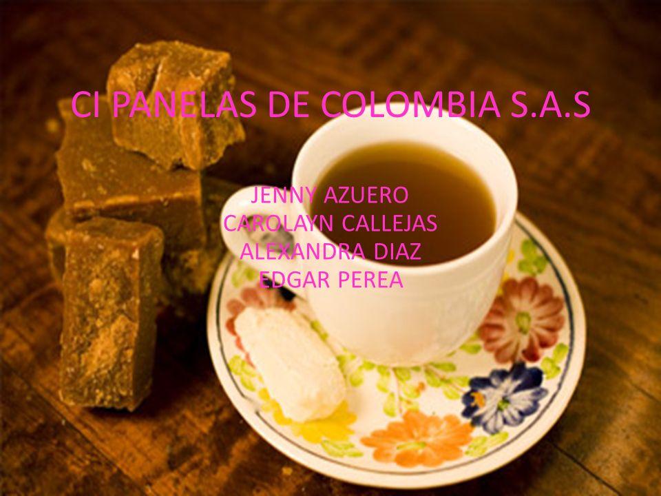 CI PANELAS DE COLOMBIA S.A.S La panela te da la energía que necesitas consume panela