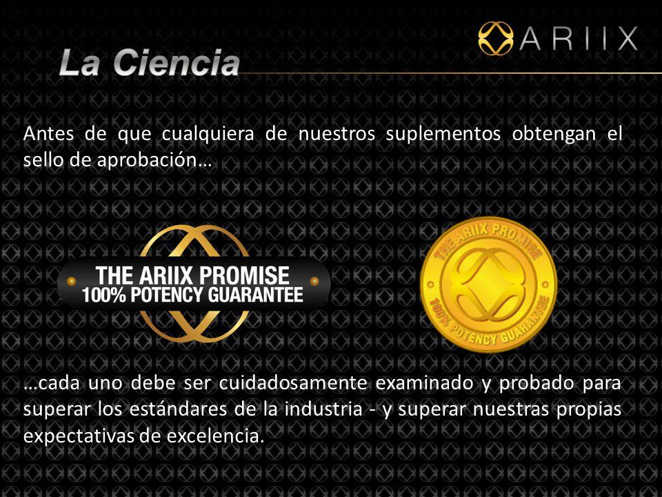 Con Certificaciones de Grado Farmacéutico: