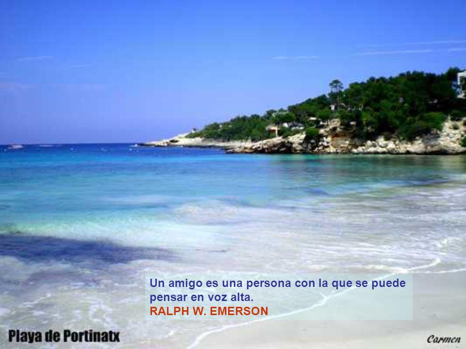 Un verdadero amigo es quien te toma de la mano y te toca el corazón. Gabriel García Márquez
