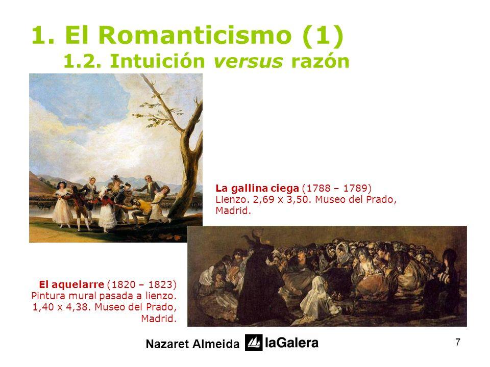 8 1.El Romanticismo (1) 1.3.