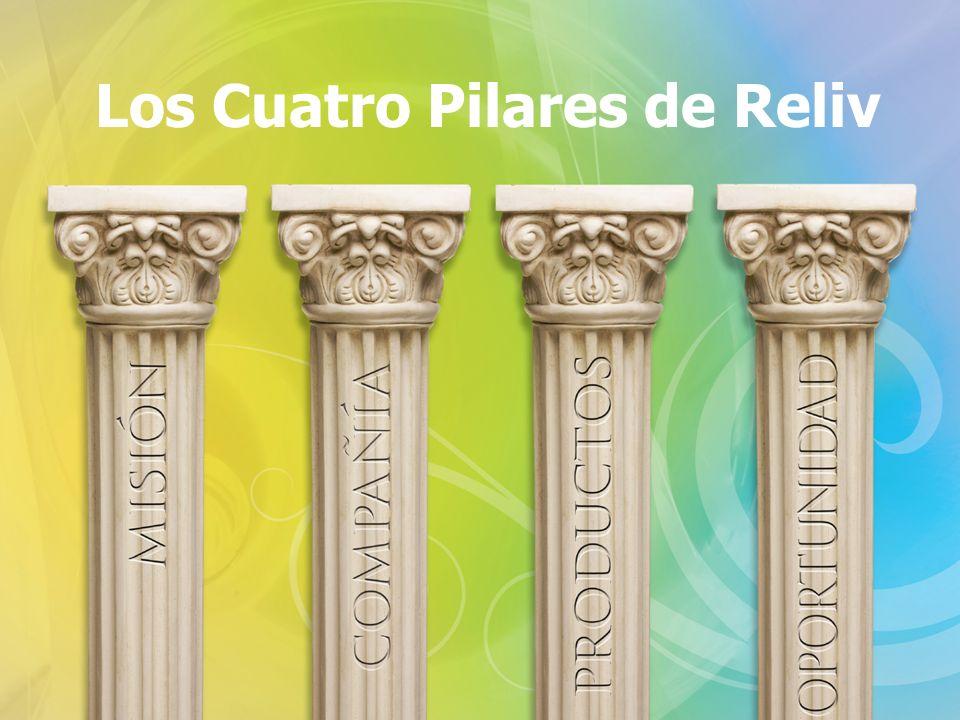 Los Cuatro Pilares de Reliv
