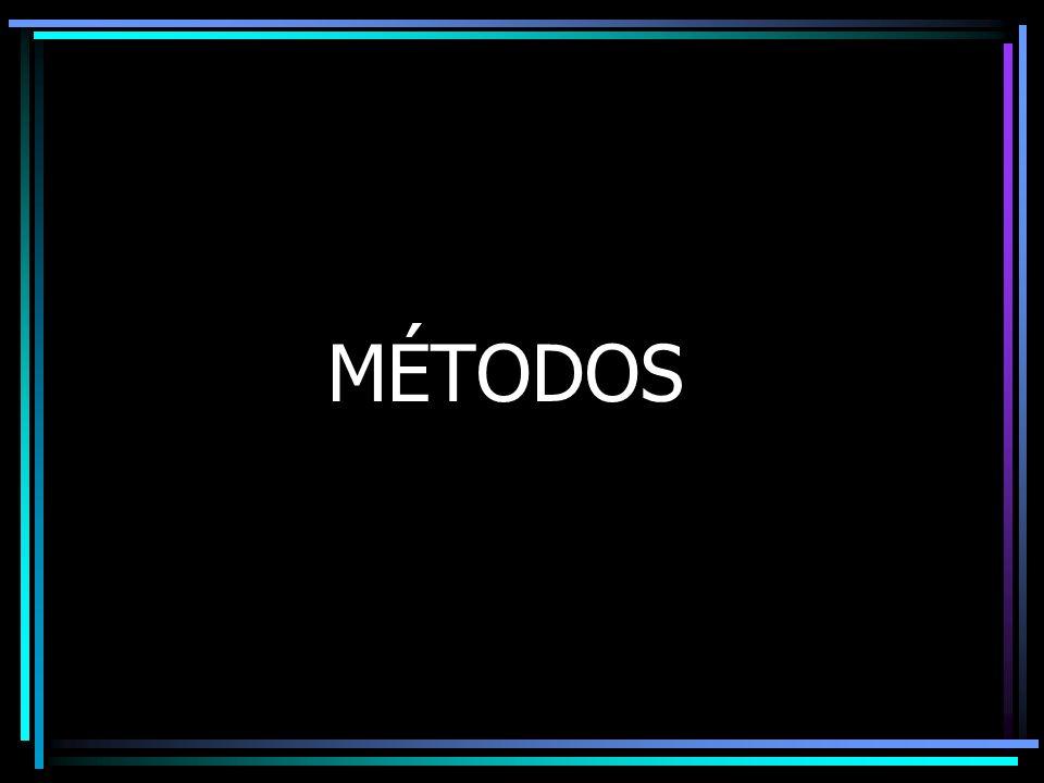 MÉTODOS