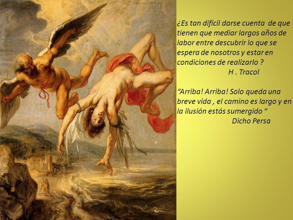 La libertad de atravesar en un sentido y en otro la división del mundo…..es el talento del Maestro El Bailarín Cósmico no descansa pesadamente en un ú