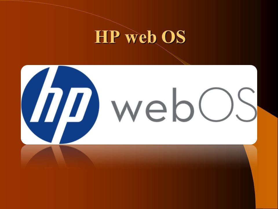 HP web OS
