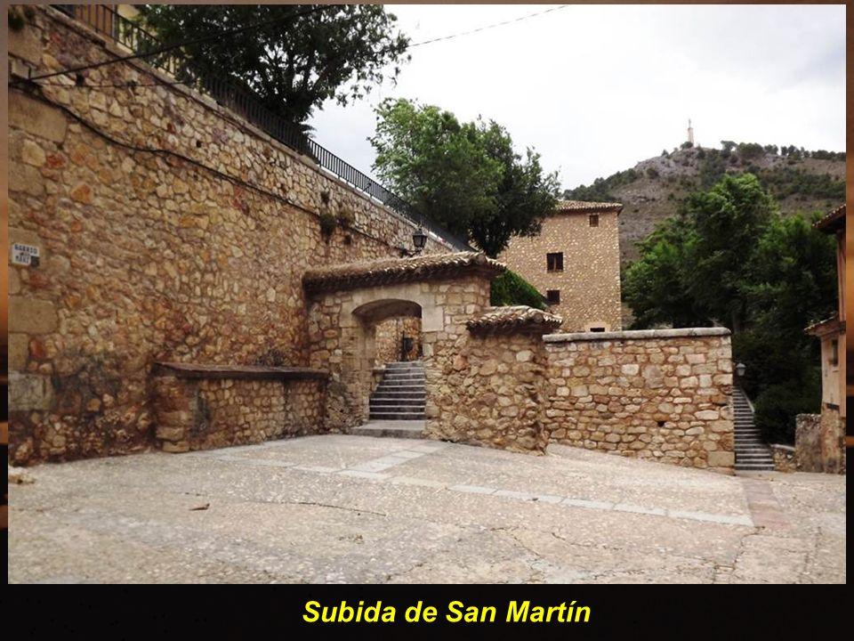 Edificio en el barrio de San Martín