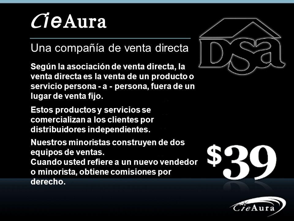Una compañía de venta directa Según la asociación de venta directa, la venta directa es la venta de un producto o servicio persona - a - persona, fuer