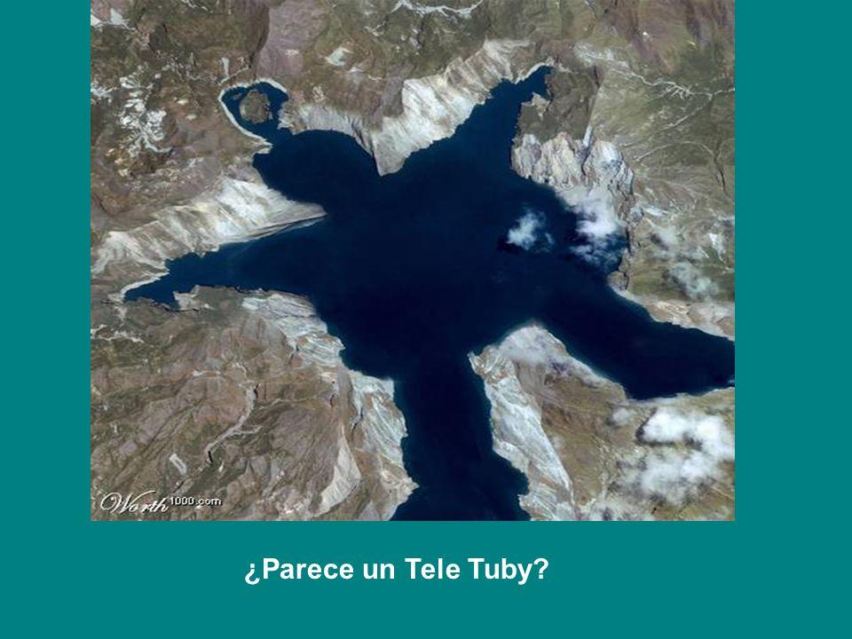 ¿Parece un Tele Tuby