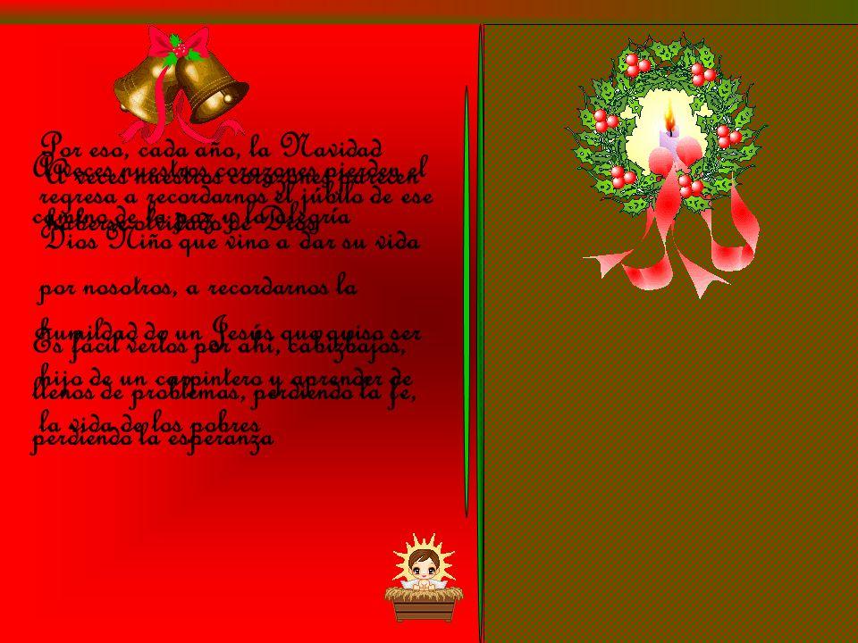 Que la Navidad nos enseñe a elevar nuestros corazones