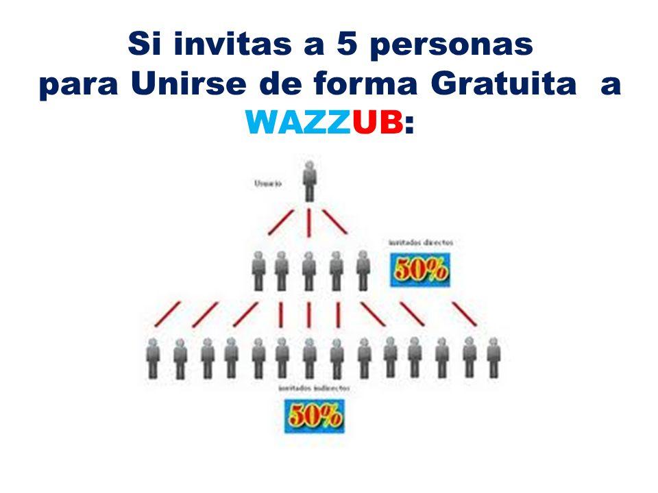WAZZUB FORMAS DE PAGO EN WAZZUB EL PRIMER PAGO SERÁ EL 15 DE MAYO DE 2012 (CORRESPONDIENTE AL MES DE ABRIL) PARA LOS PAGOS MENORES UTILIZARÁN LOS MEDIOS VIRTUALES TRADICIONALES: PAYPAL, ALERTPAY, SOLID TRUST PAY ETC…