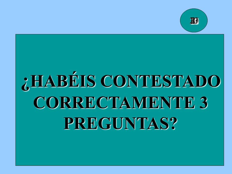 23 bonus -Contesta con V Verdadero F Falso -Teneis 20 segundos para contestar 3 preguntas correctamente.