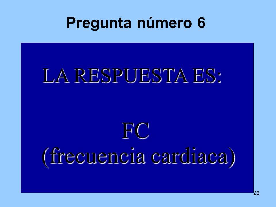 25 LAS RESPUESTAS CORRECTAS CORRECTASSON: 1F4F 2F5V 3V6V