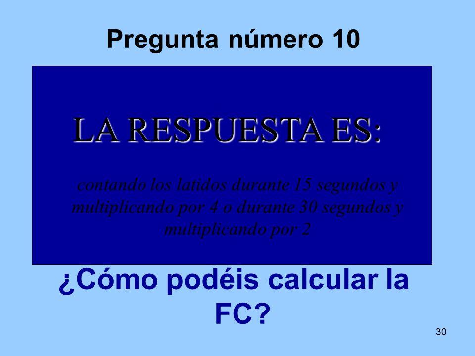 29 Pregunta número 9 En este deporte se requiere una gran......en los movimientos 9 6 12 3 10 9 8764 5 3 21 0 LA RESPUESTA ES: VELOCIDAD