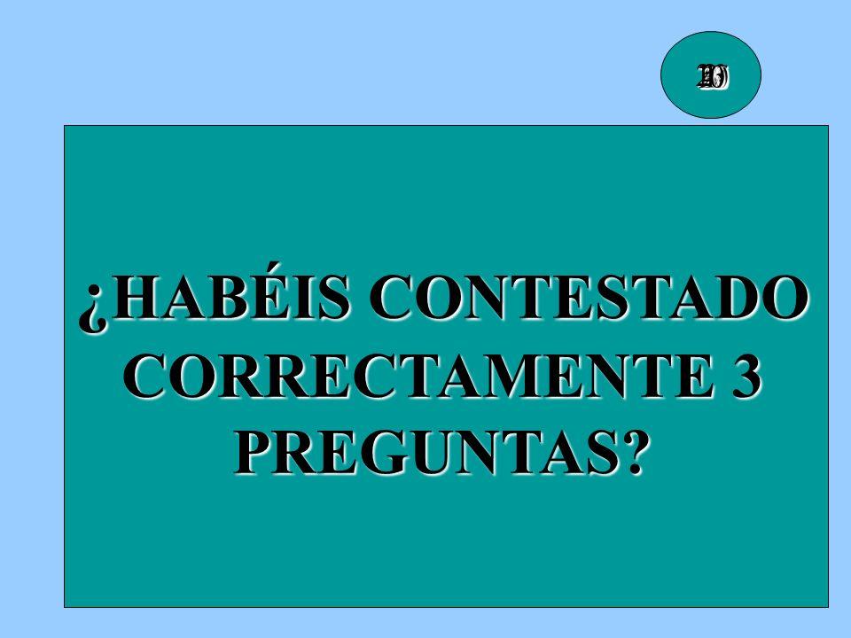 31 bonus -Contesta con V Verdadero F Falso -Teneis 20 segundos para contestar 3 preguntas correctamente.