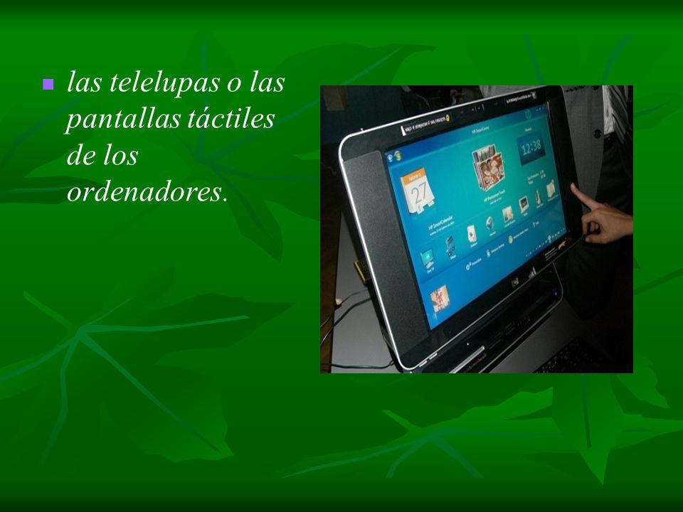LAS TECNOLOGÍAS DE LA INFORMACIÓN Y COMUNICACIÓN Y SU POSIBLE USO EN FUNCIÓN DE LAS NECESIDADES ESPECÍFICAS DE LOS SUJETOS.