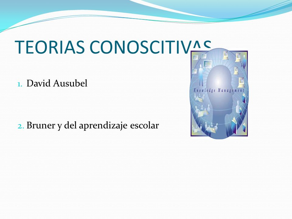 CONSTRUCTIVISMO La concepción constructivista del aprendizaje y de la enseñanza se organiza en torno a tres ideas fundamentales: 1.