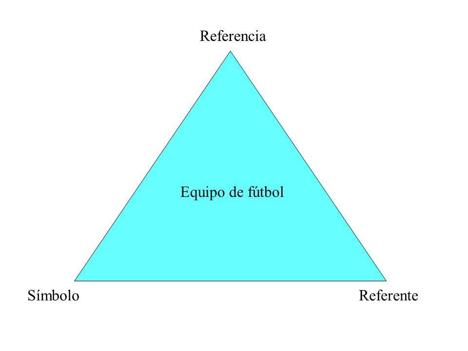Símbolo Referencia Referente Equipo de fútbol