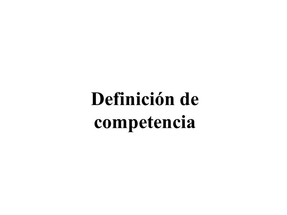 Mis competidores son las compañías que afectan mis ventas cuando toman decisiones estratégicas orientadas a la industria donde actúa mi empresa.