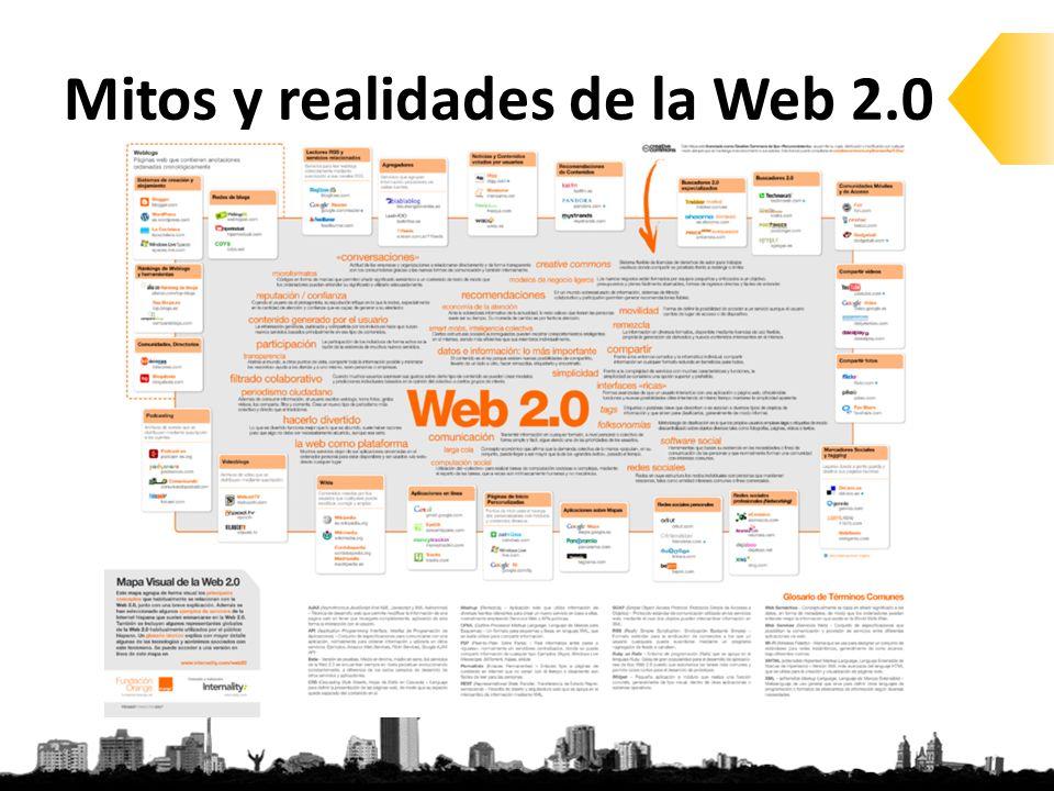 Mitos y realidades de la Web 2.0
