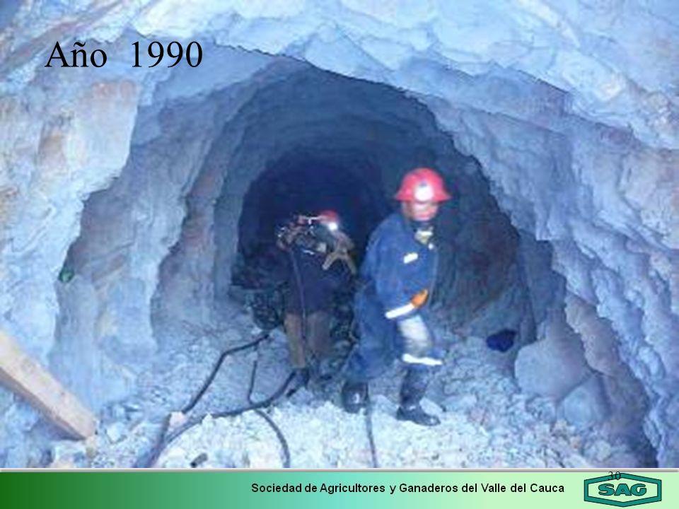 30 Año 1990