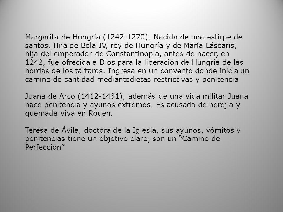 Las doncellas ayunadoras Lange (1555) y otros autores (1615), describen la clorosis, piel verdosa, relacionada con la anorexia, sus síntomas incluyen caída de energía, respiración corta, dispepsia, cefaleas, Las jóvenes cloróticas tienden a perder peso por la pobre ingesta y exceso de carne en la dieta.