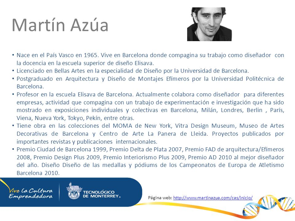 Nace en el País Vasco en 1965.